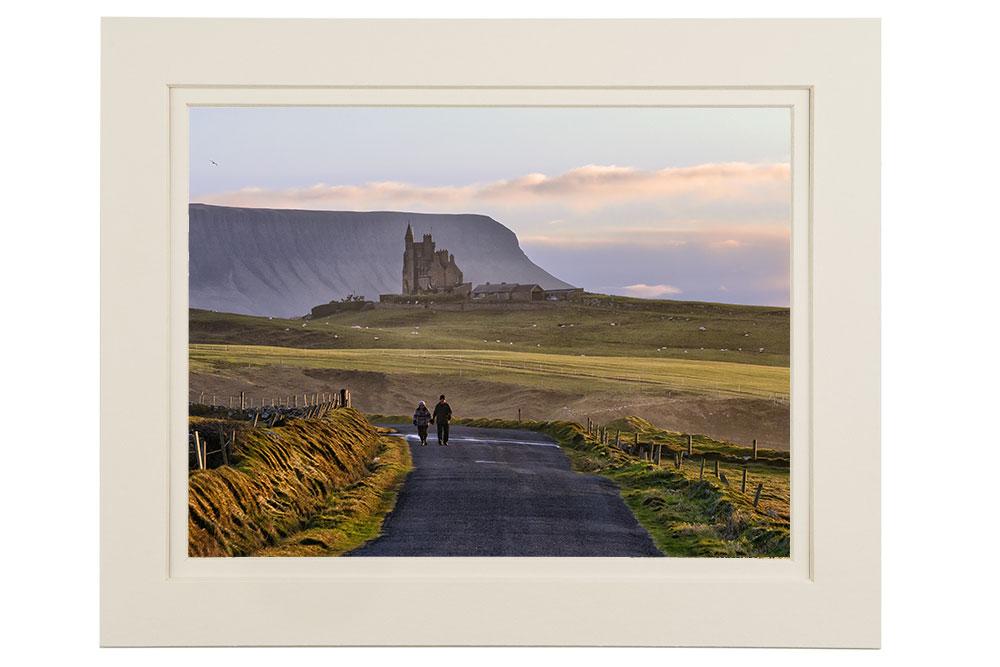 Classiebawn Castle Mullaghmore Irish Landscape Photographer